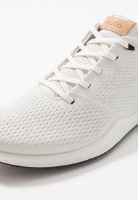 ECCO - S-LITE - Golfschoenen - white - 5