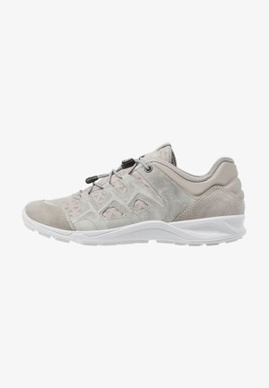 TERRACRUISE - Hiking shoes - wild dove/concrete