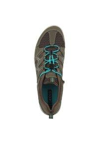 ECCO - TERRACRUISE - Hiking shoes - green - 1