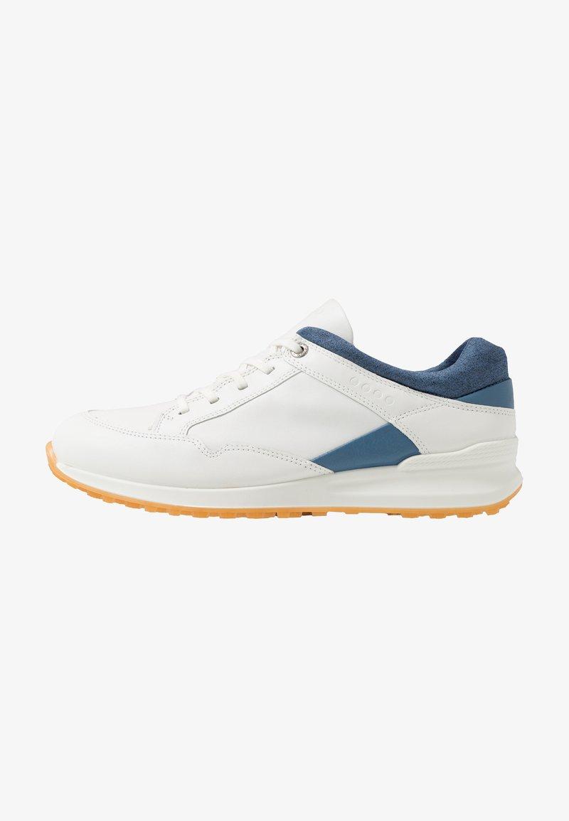 ECCO - STREET RETRO - Obuwie do golfa - white