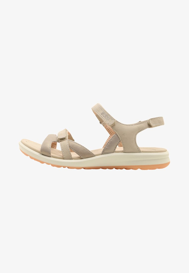ecco - CRUISE II - Walking sandals - grey