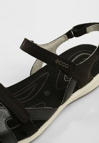 ECCO - CRUISE II - Outdoorsandalen - black - 5
