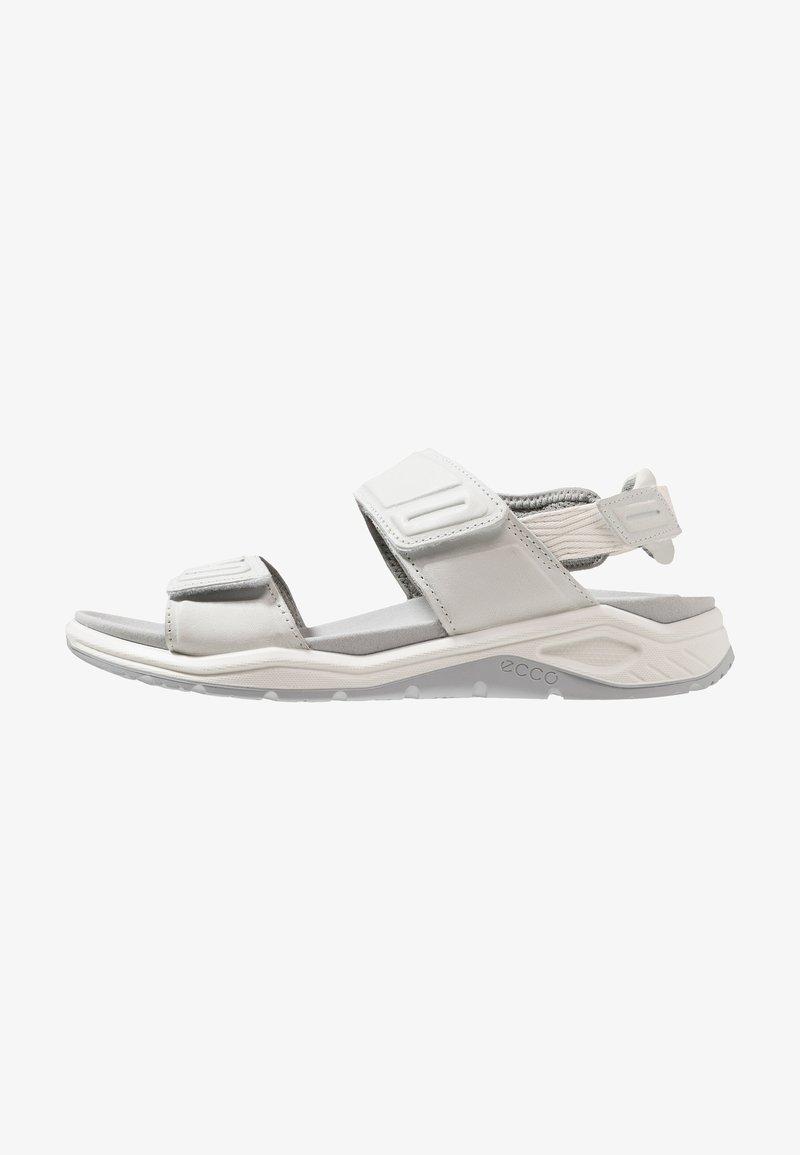 ecco - X-TRINSIC - Walking sandals - white
