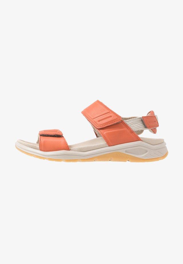 X-TRINSIC - Sandales de randonnée - apricot