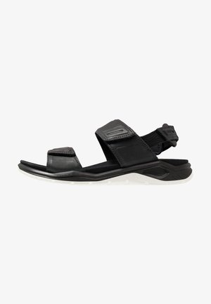 X-TRINSIC - Outdoorsandalen - black