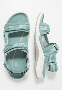 ECCO - X-TRINSIC - Walking sandals - trellis/eggshell blue - 1