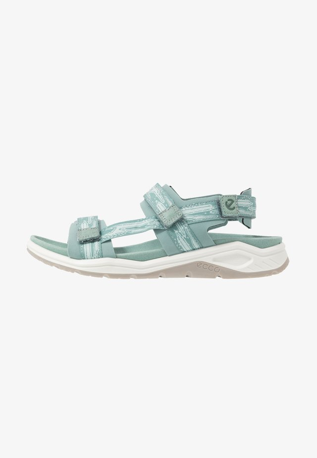 X-TRINSIC - Walking sandals - trellis/eggshell blue