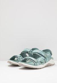 ECCO - X-TRINSIC - Walking sandals - trellis/eggshell blue - 2