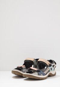 ECCO - OFFROAD - Walking sandals - multicolor - 2