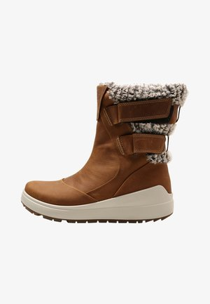NOYCE - Winter boots - brown