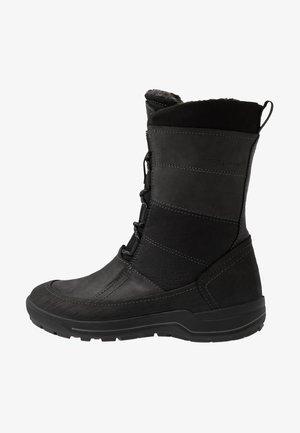 TRACE LITE - Śniegowce - black