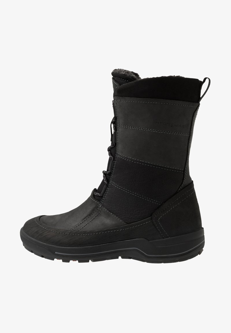 ecco - TRACE LITE - Winter boots - black
