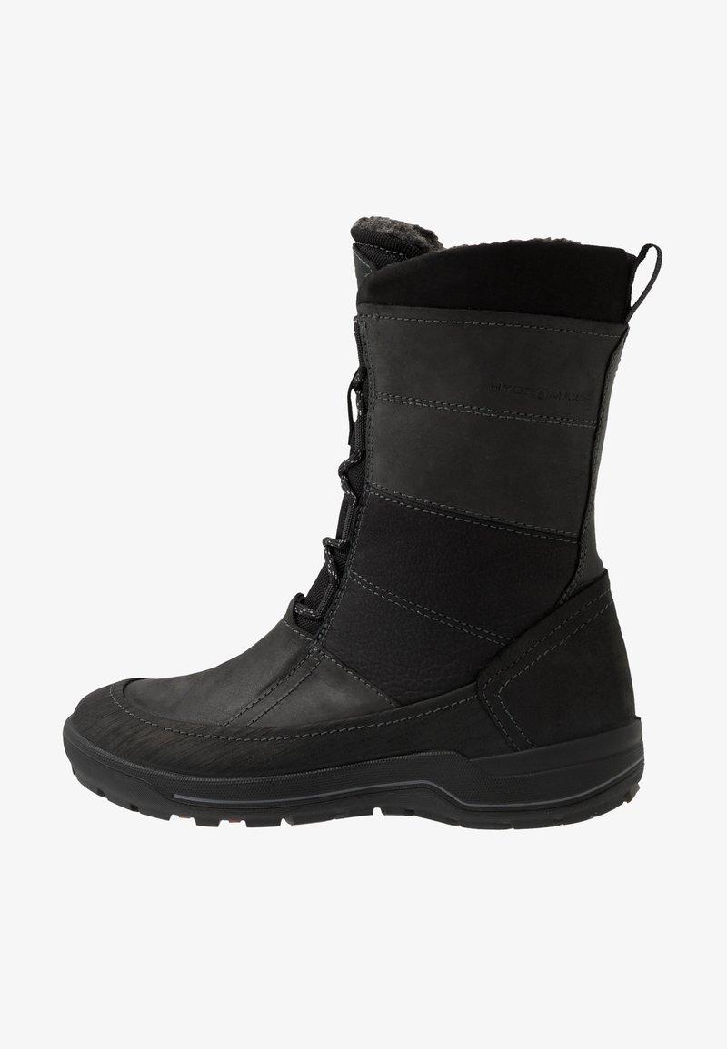 ecco - TRACE LITE - Snowboot/Winterstiefel - black