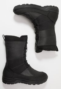 ecco - TRACE LITE - Winter boots - black - 1
