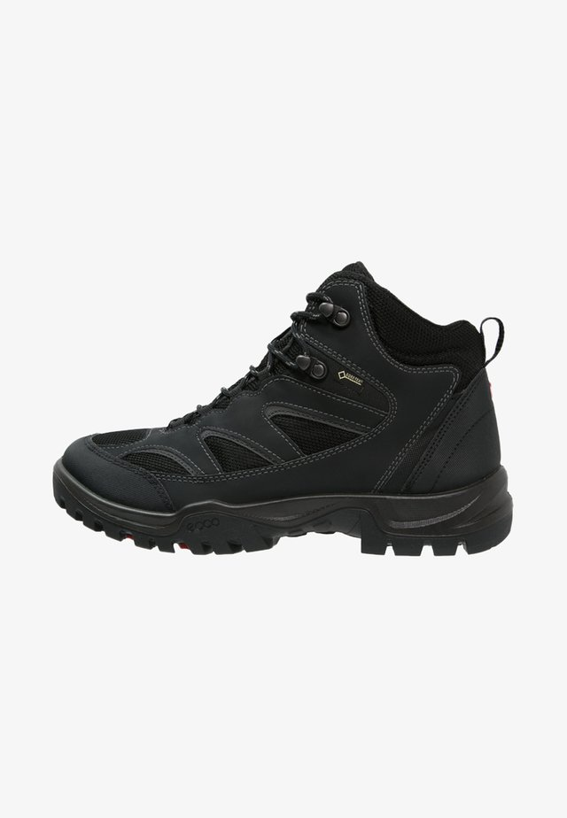 ECCO XPEDITION III - Hiking shoes - black