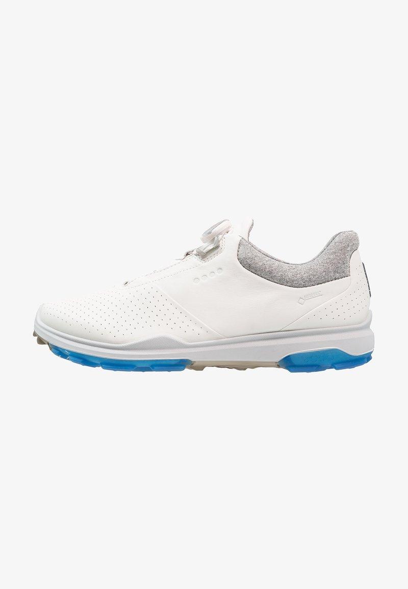 ecco - BIOM HYBRID 3 BOA - Golfschuh - white/dynasty