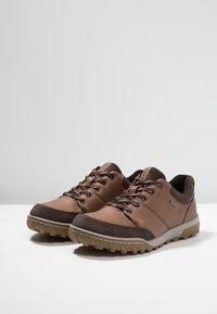ecco - URBAN LIFESTYLE - Hikingskor - brown - 2