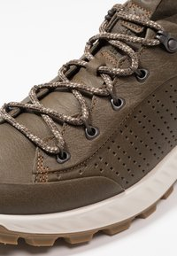 ECCO - EXOSTRIKE - Hiking shoes - deep forest - 5