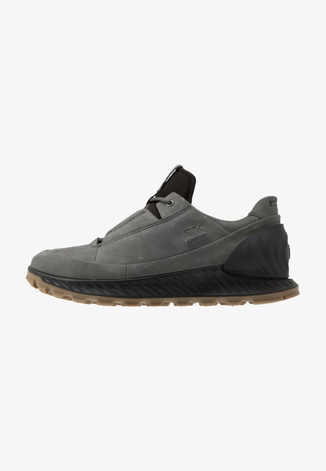 EXOSTRIKE - Hiking shoes - dark shadow