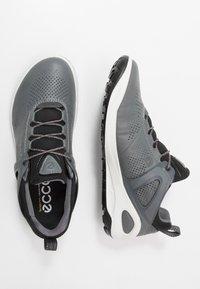 ECCO - BIOM 2GO - Hikingskor - titanium - 1