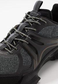 ECCO - BIOM C-TRAIL M - Hiking shoes - black - 5