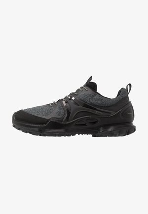 BIOM C-TRAIL M - Obuwie hikingowe - black
