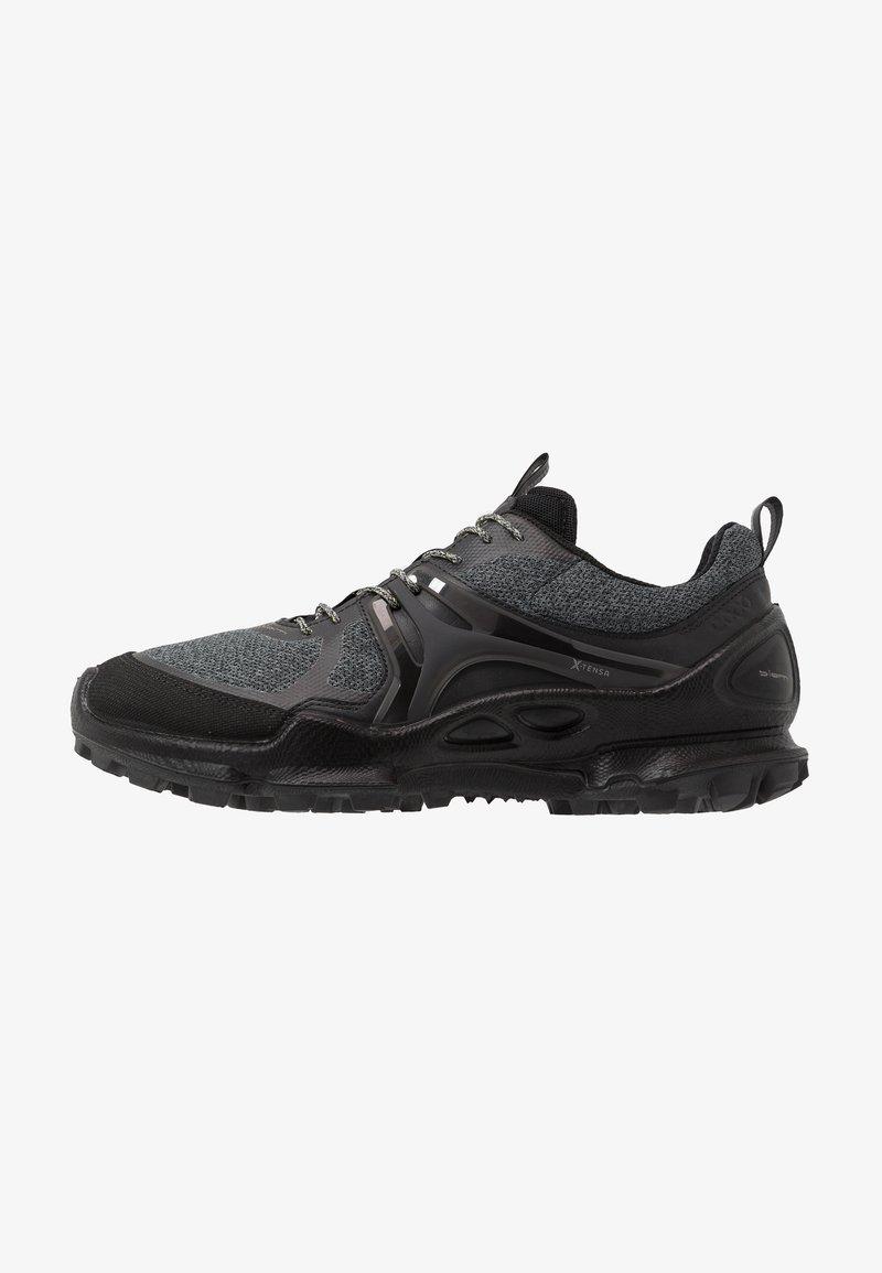 ECCO - BIOM C-TRAIL M - Hiking shoes - black