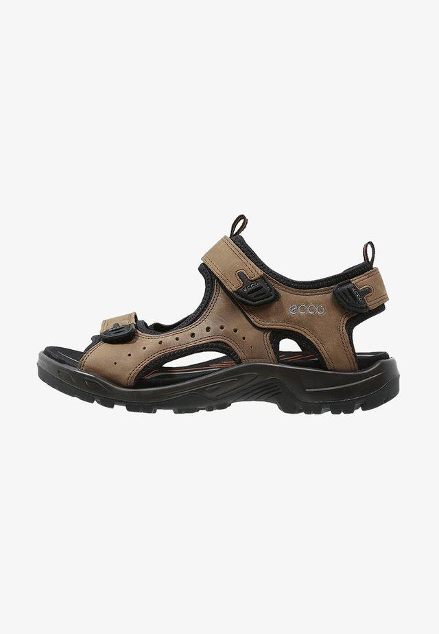 OFFROAD - Walking sandals - navajo brown