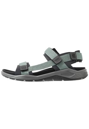X-TRINSIC - Walking sandals - black/lake