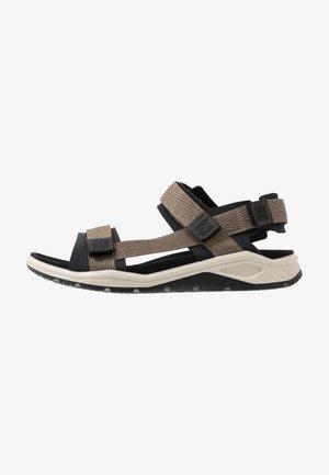 X-TRINSIC - Sandales de randonnée - black/warm grey