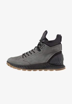 EXOSTRIKE - Hiking shoes - dark shadow