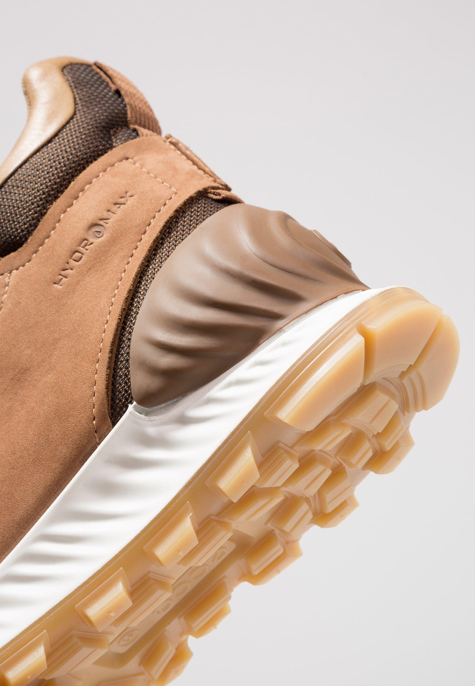 ecco EXOSTRIKE - Hiking shoes - brown
