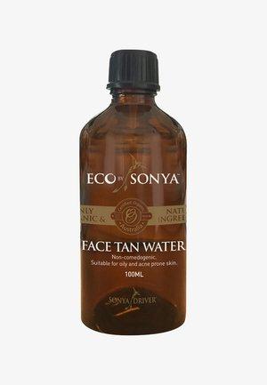 FACE TAN WATER - Samoopalacz - -