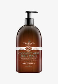 Eco by Sonya - COCONUT & MINT BODY WASH 500ML - Gel douche - neutral - 0