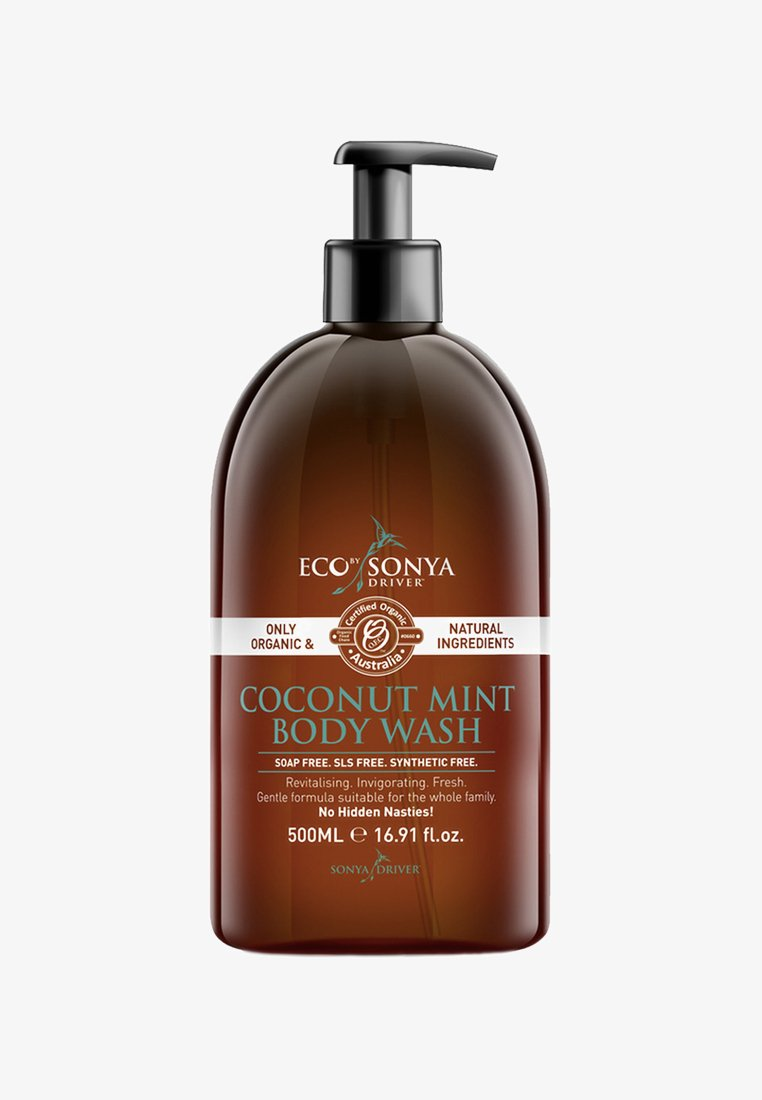 Eco by Sonya - COCONUT & MINT BODY WASH 500ML - Gel douche - neutral