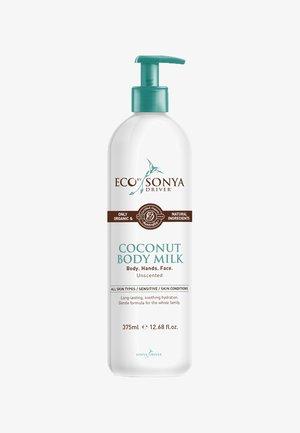 COCONUT BODY MILK 375ML - Hydratant - neutral