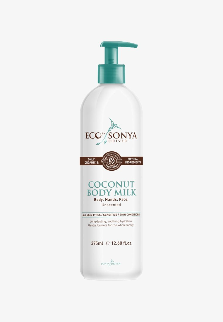 Eco by Sonya - COCONUT BODY MILK 375ML - Hydratatie - neutral