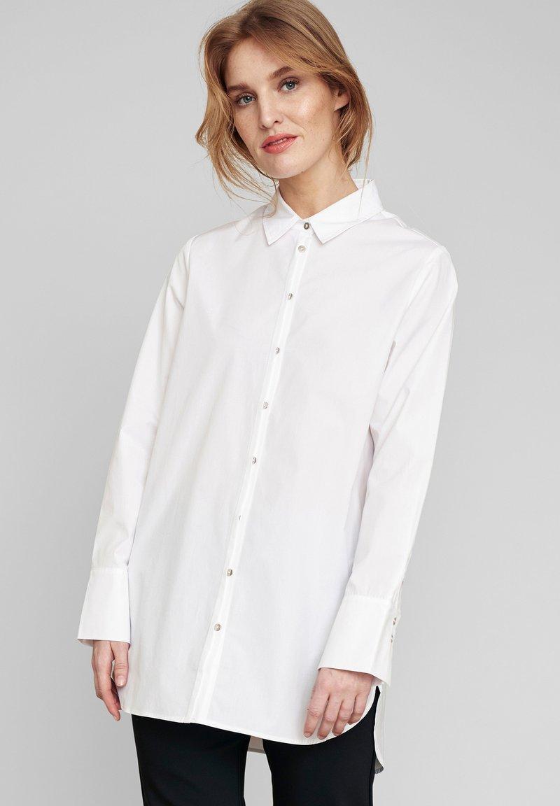 ECHTE - Button-down blouse - white