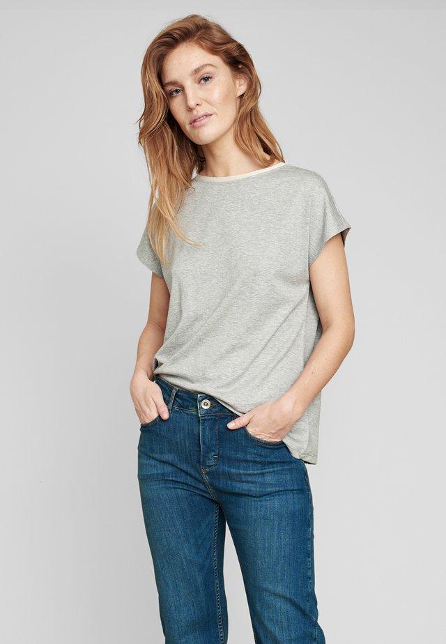 T-shirt imprimé - grey melange