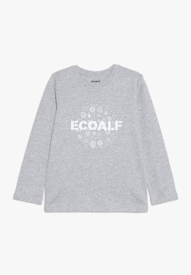 SLEEVE - Långärmad tröja - grey