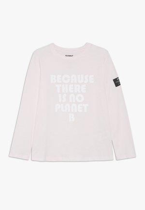 SLEEVE - Camiseta de manga larga - light pink