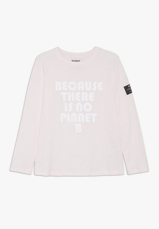 SLEEVE - Long sleeved top - light pink