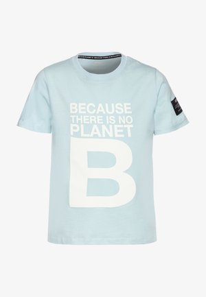 NATAL GREAT KIDS - Print T-shirt - sky blue
