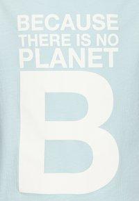 Ecoalf - NATAL GREAT KIDS - T-shirt print - sky blue - 2