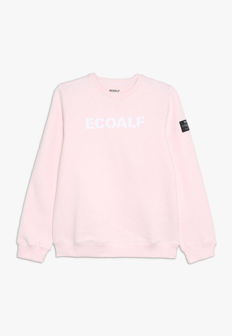 Ecoalf - Collegepaita - light pink