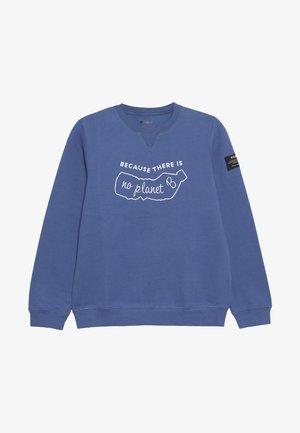 Sudadera - blue melange
