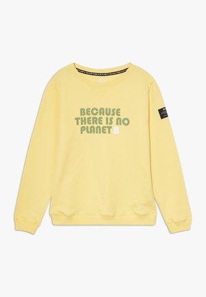 SAN DIEGO BECAUSE KIDS - Sweatshirt - yellow