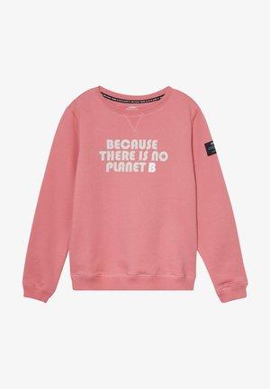 SAN DIEGO BECAUSE KIDS - Sweatshirt - pink