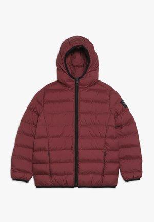 ASPEN - Zimní bunda - raspberry