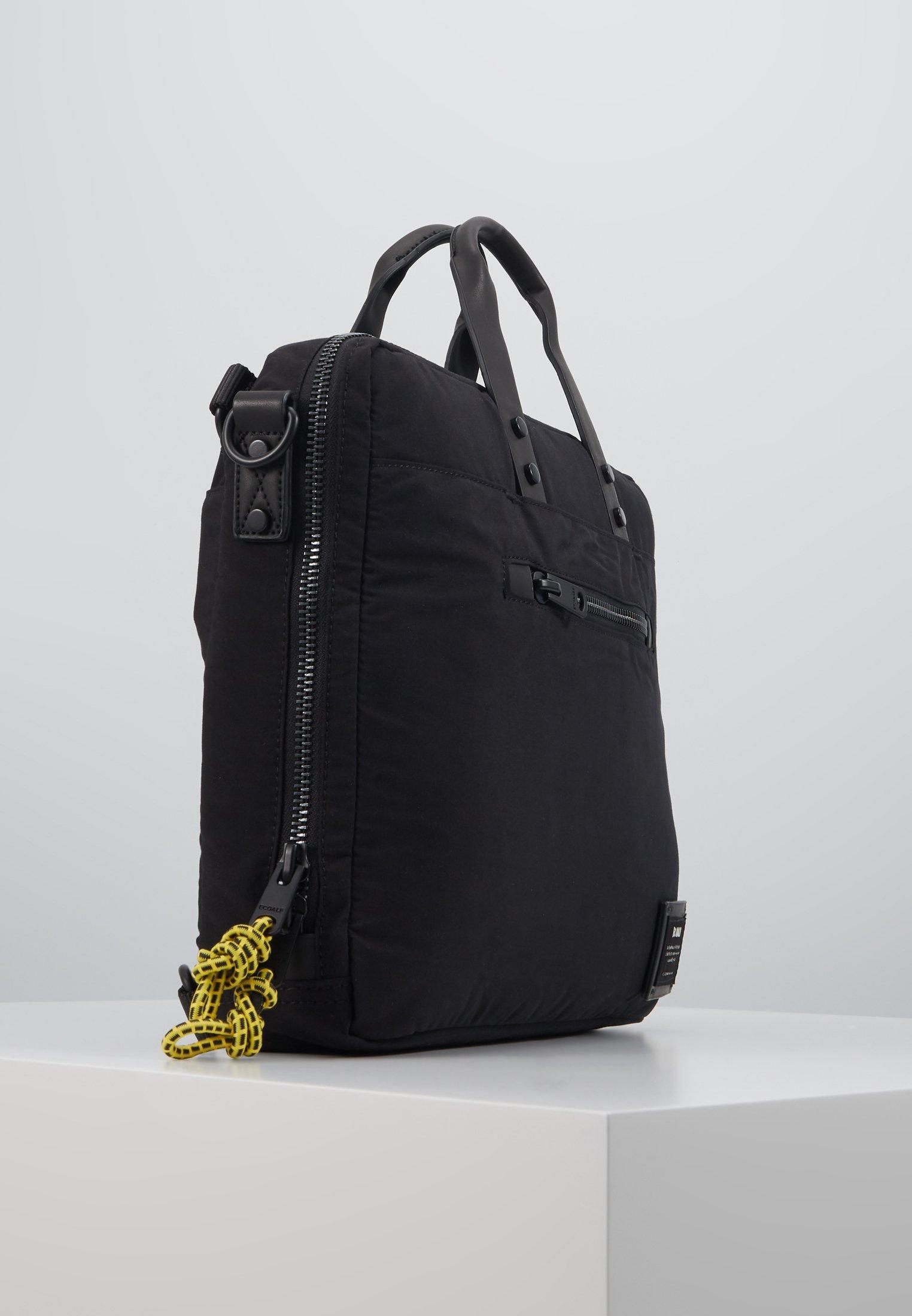 Ecoalf Lion Briefcase - Mallette Black